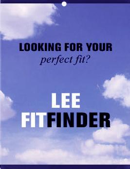 Lee FitFinder