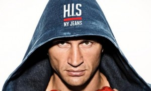 Wladimir Klitschko kooperiert mit HIS Jeans und präsentiert im Juni die Klitschko Jeans