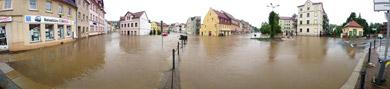 Hochwasser 2013 in Döbeln - die neue Jahrhundertflut?