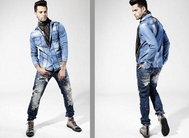 Destroyed Jeans für Damen und Herren im Jeans Online Shop von Jeanswelt