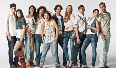 LTB Jeans ist eine türkische Denim Marke mit Damenjeans und Herrenjeans
