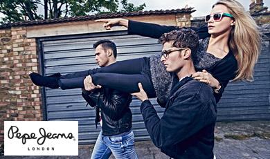 Herbst/winter Kollektion Pepe Jeans