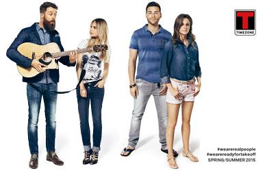 Timezone Jeans im Jeans Onlineshop