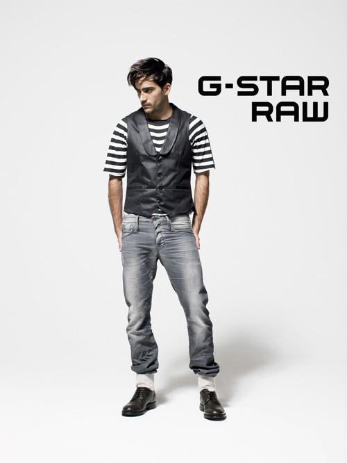 G-Star Raw Denim Herrenjeans - jetzt neu bei Jeanswelt.de