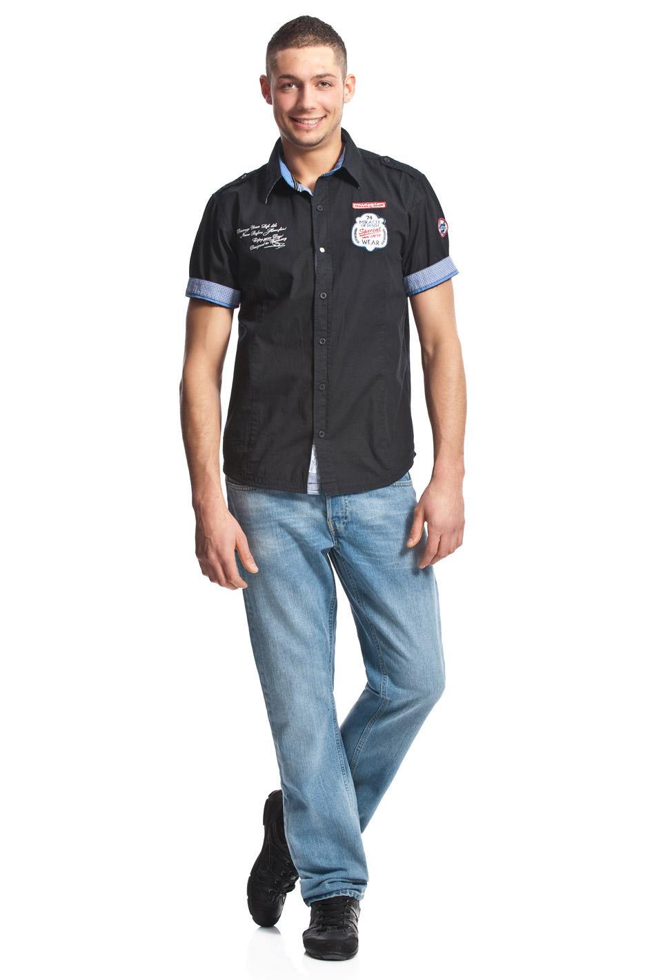 Lee Jeans Blake Herren Regular Fit Jeans