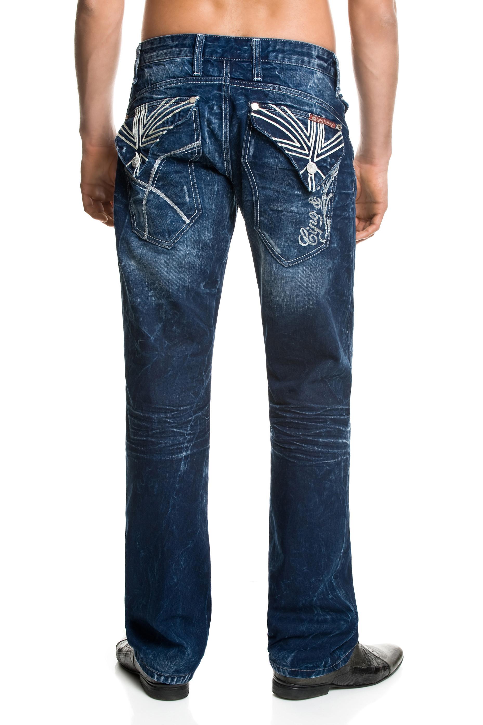 Cipo & Baxx Jeans C-0781