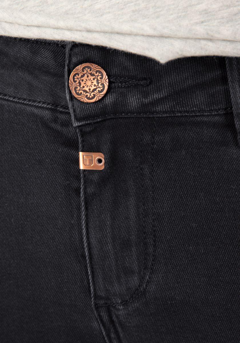 Timezone Jeans Tight Aleena schwarz