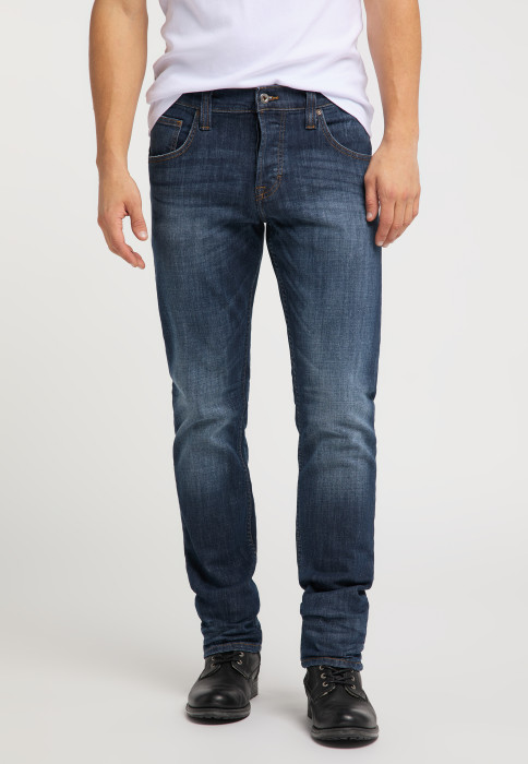 Mustang Chicago Tapered Jeans extra lang