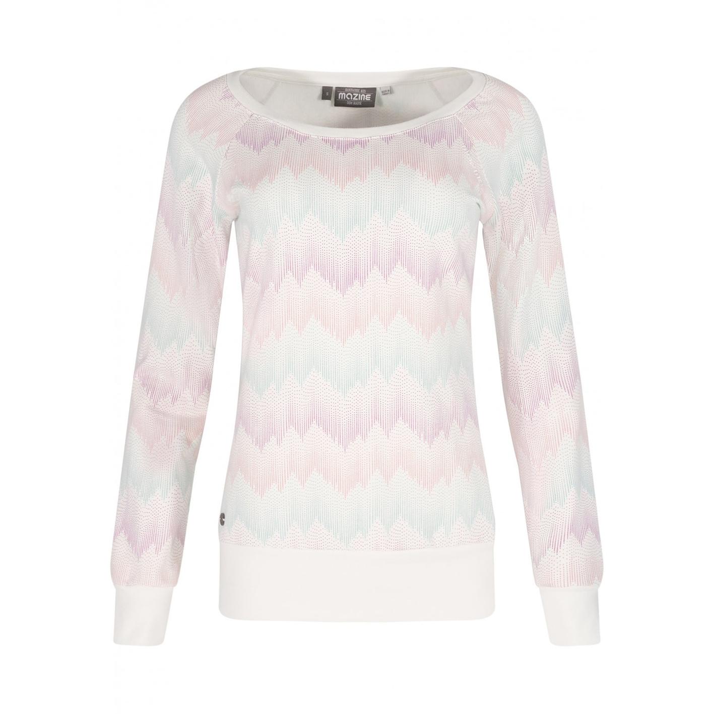 Mazine Irma Sweater white