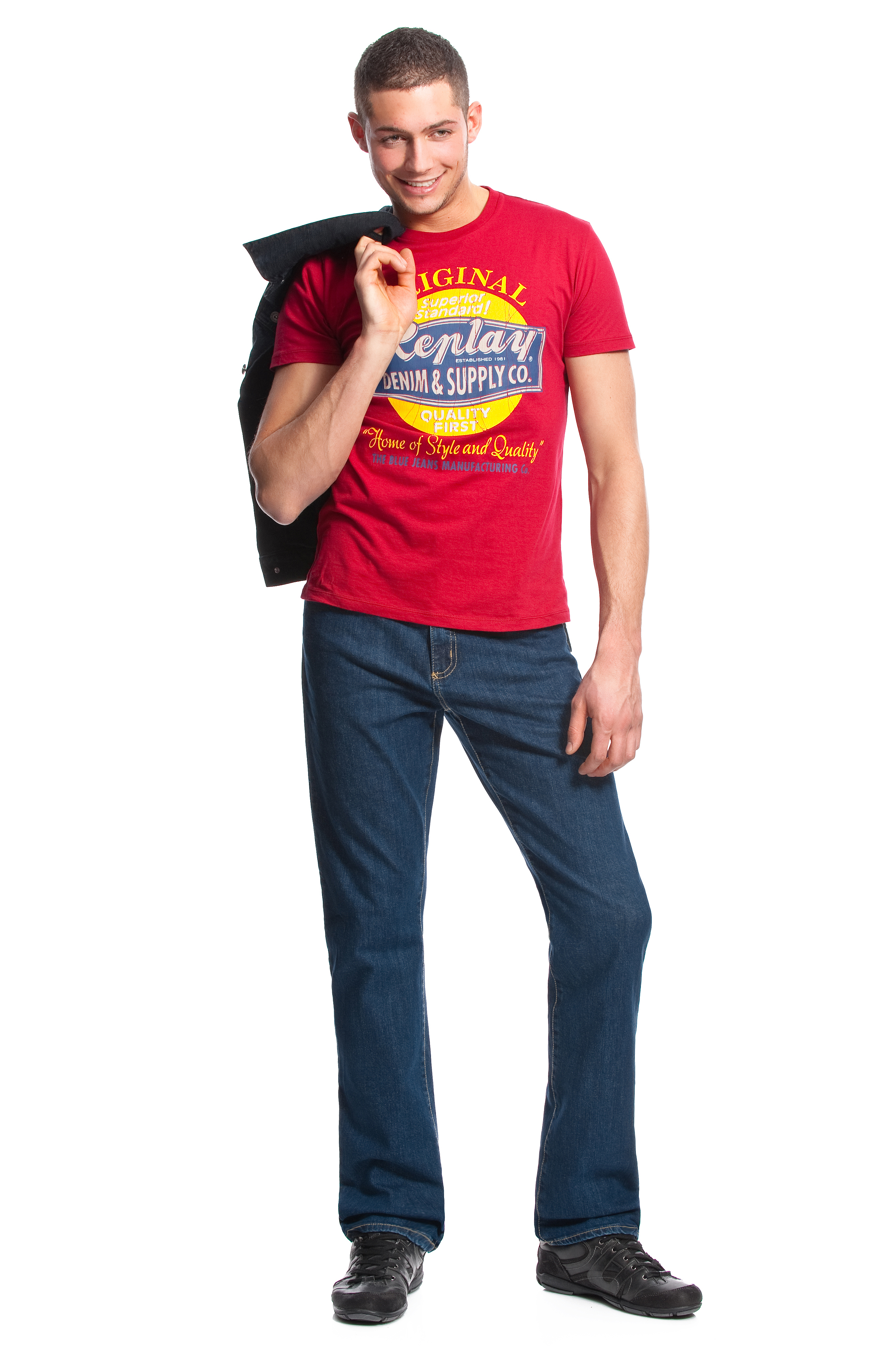 Colorado Jeans Stan Stretch