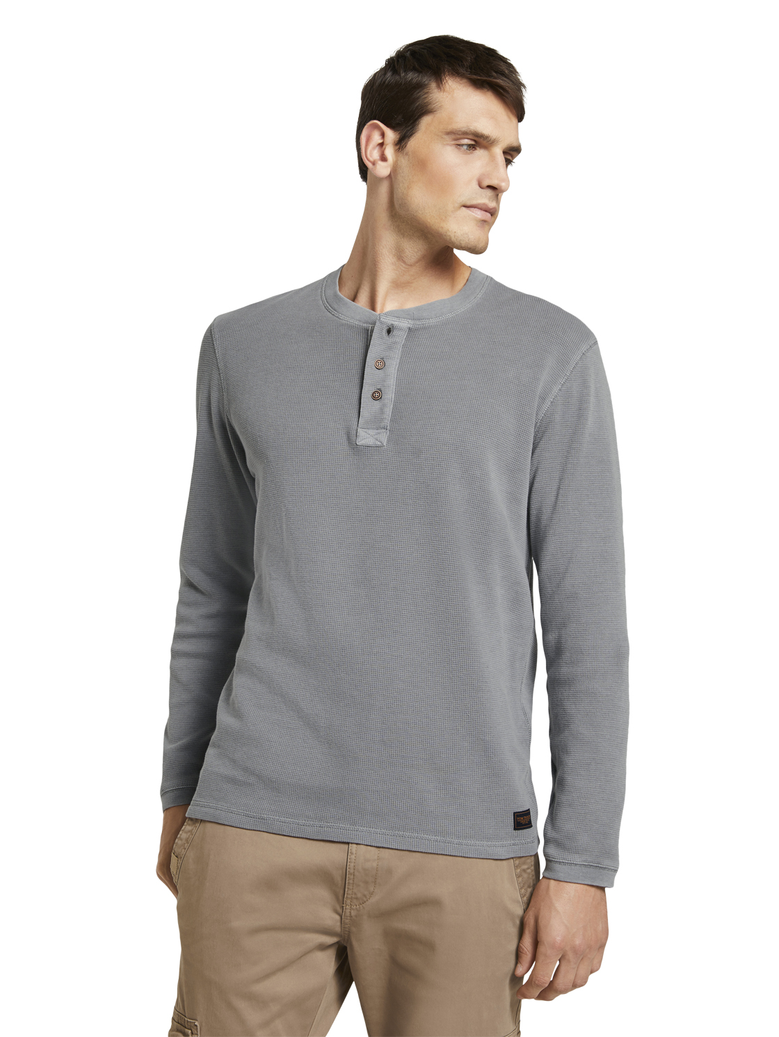 Tom Tailor Pullover Waffle Jersey