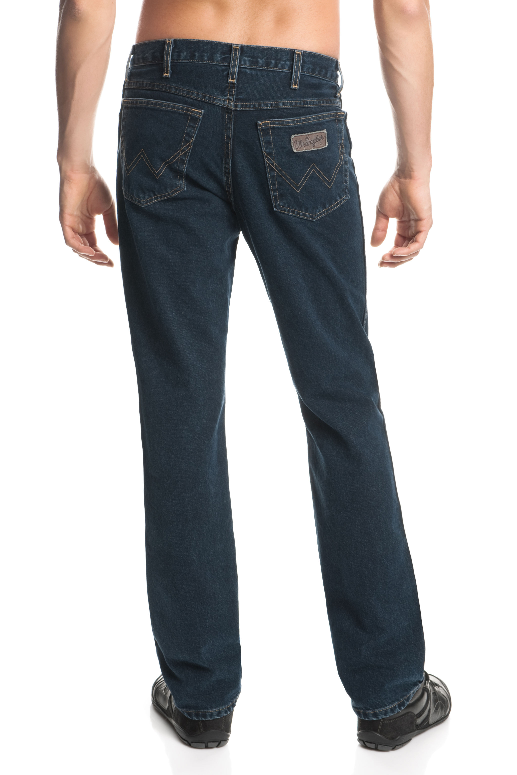 Wrangler Texas Stretch blueblack