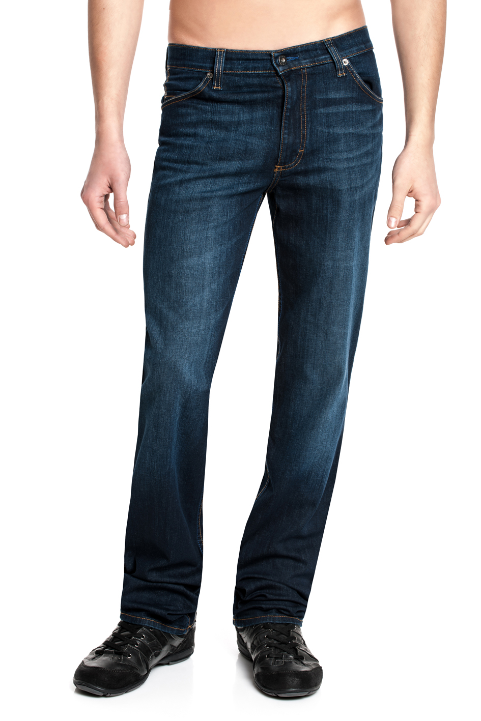 Mustang Tramper Jeans Stretch extra lang