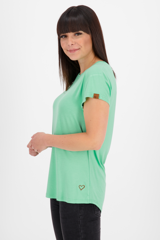 Alife & Kickin Shirt Mimmy emerald