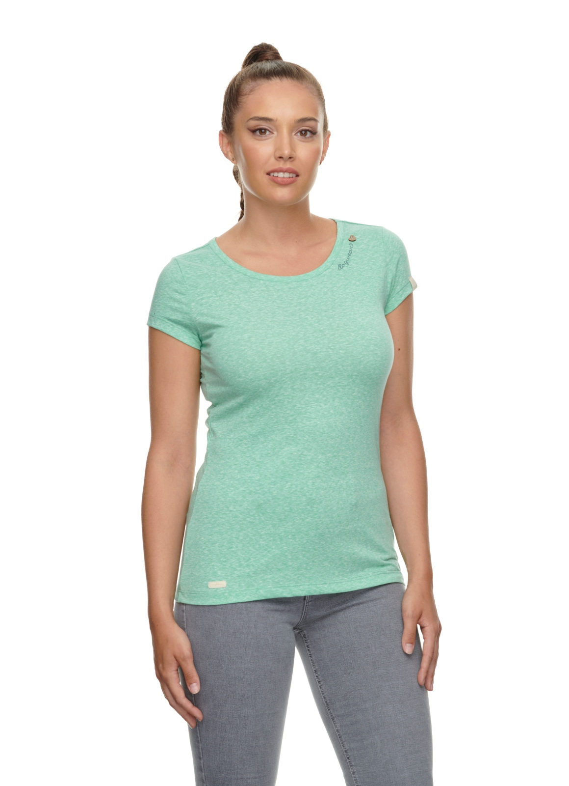 Ragwear Shirt Mint grün