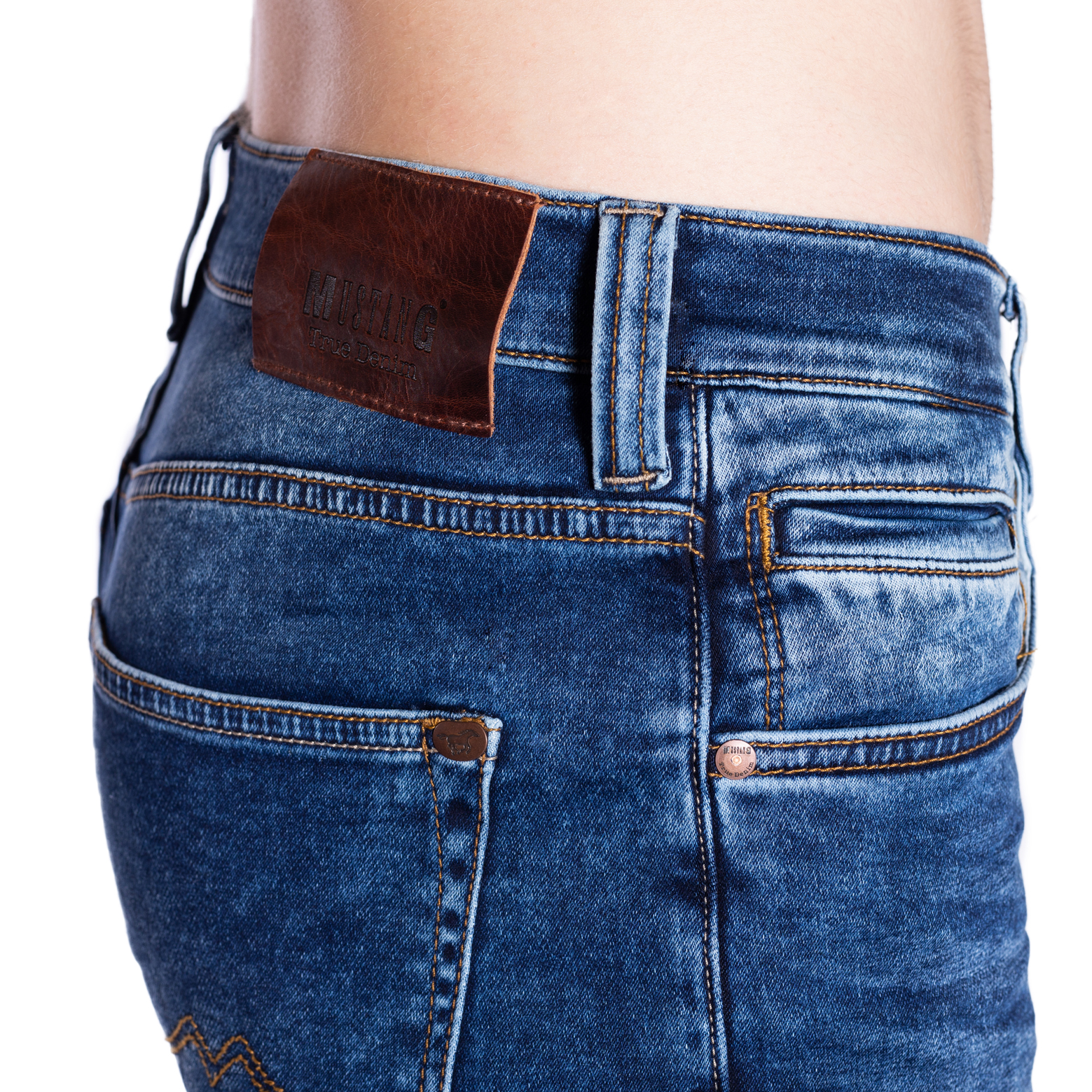 Mustang Oregon Tapered K Jeans extra lang