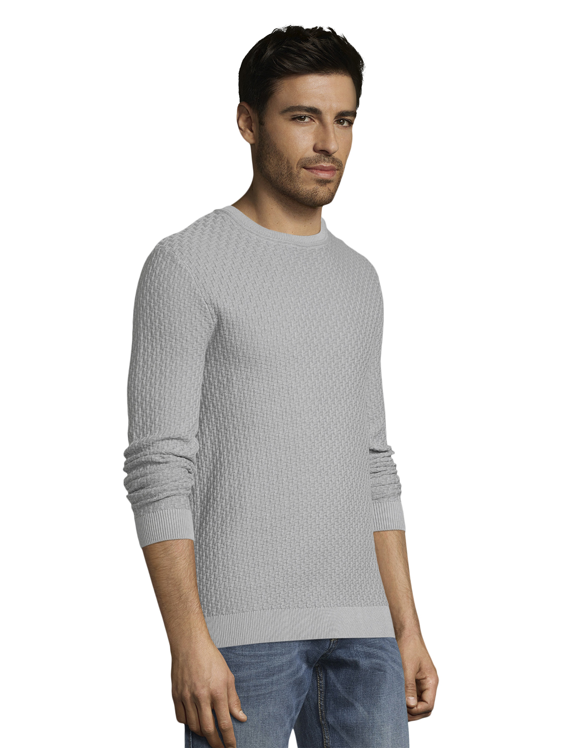 Tom Tailor Pullover Structured Knit