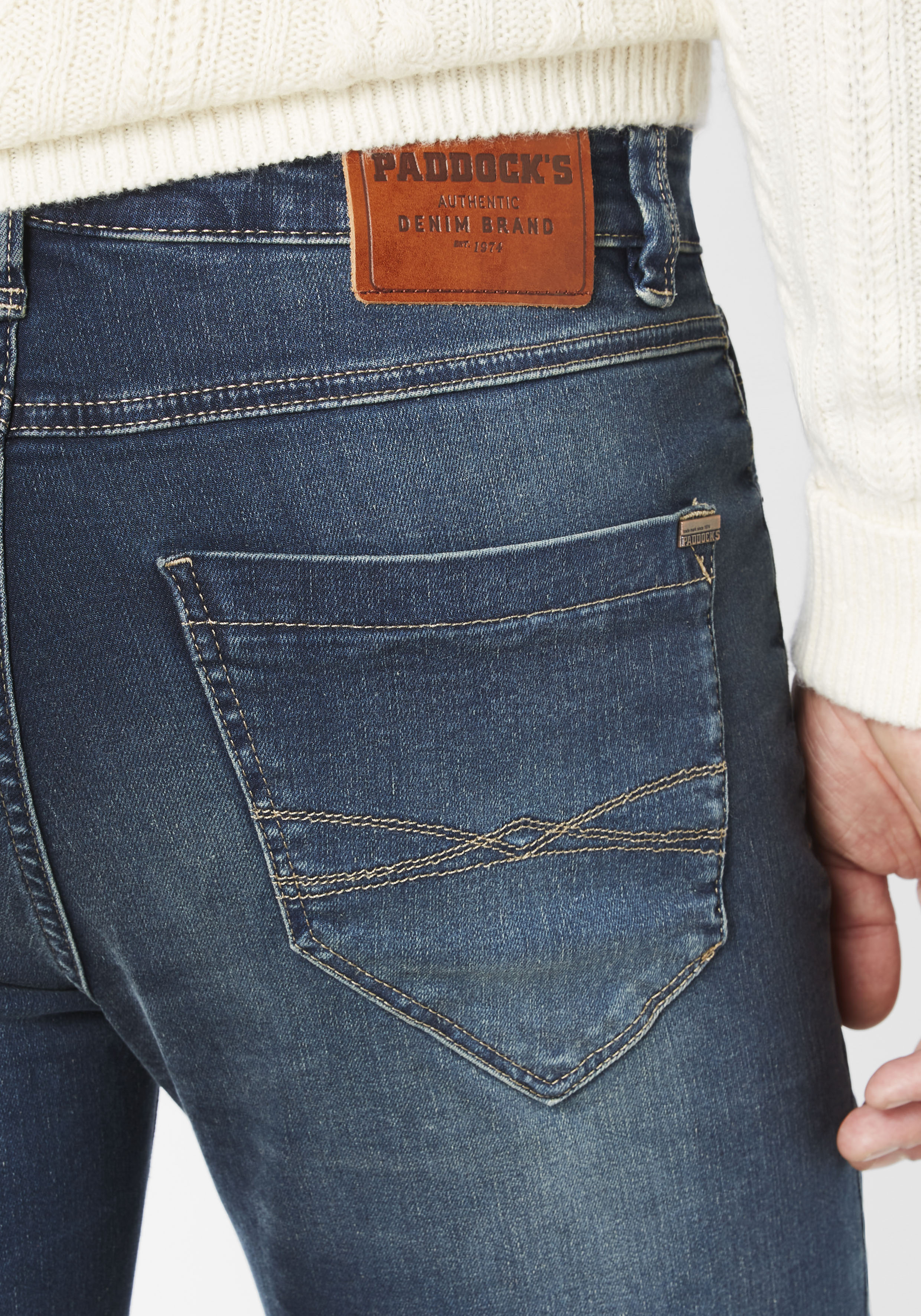 Paddock's Ben Motion Comfort Jeans