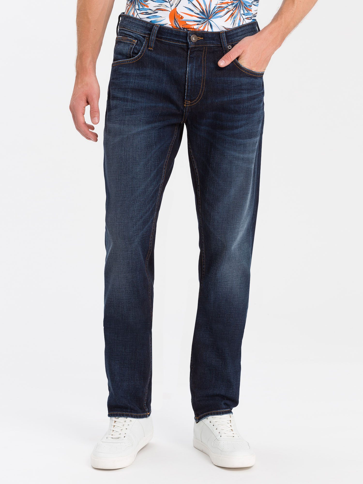 Cross Jeans Damien true dark blue