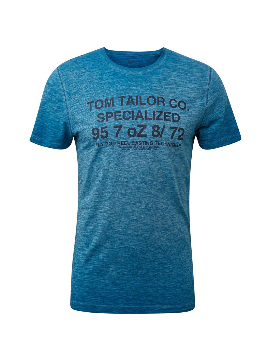 Tom Tailor Shirt mit Schriftzug