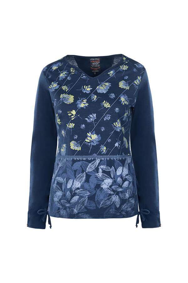Soquesto Shirt Jessica blue