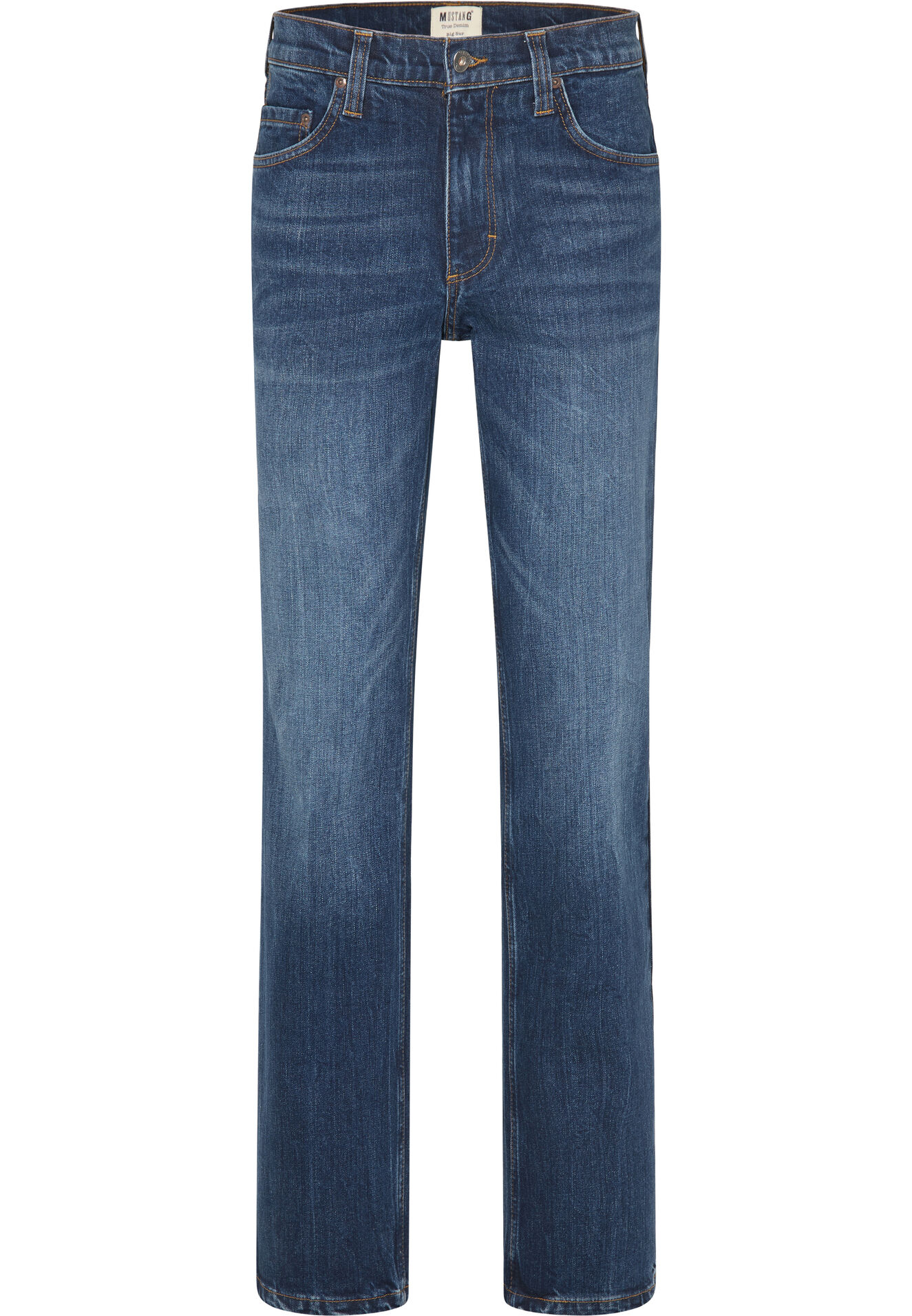 Mustang Big Sur Stretch used denim extra lang