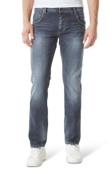 Mustang Michigan Tapered Jeans extra lang