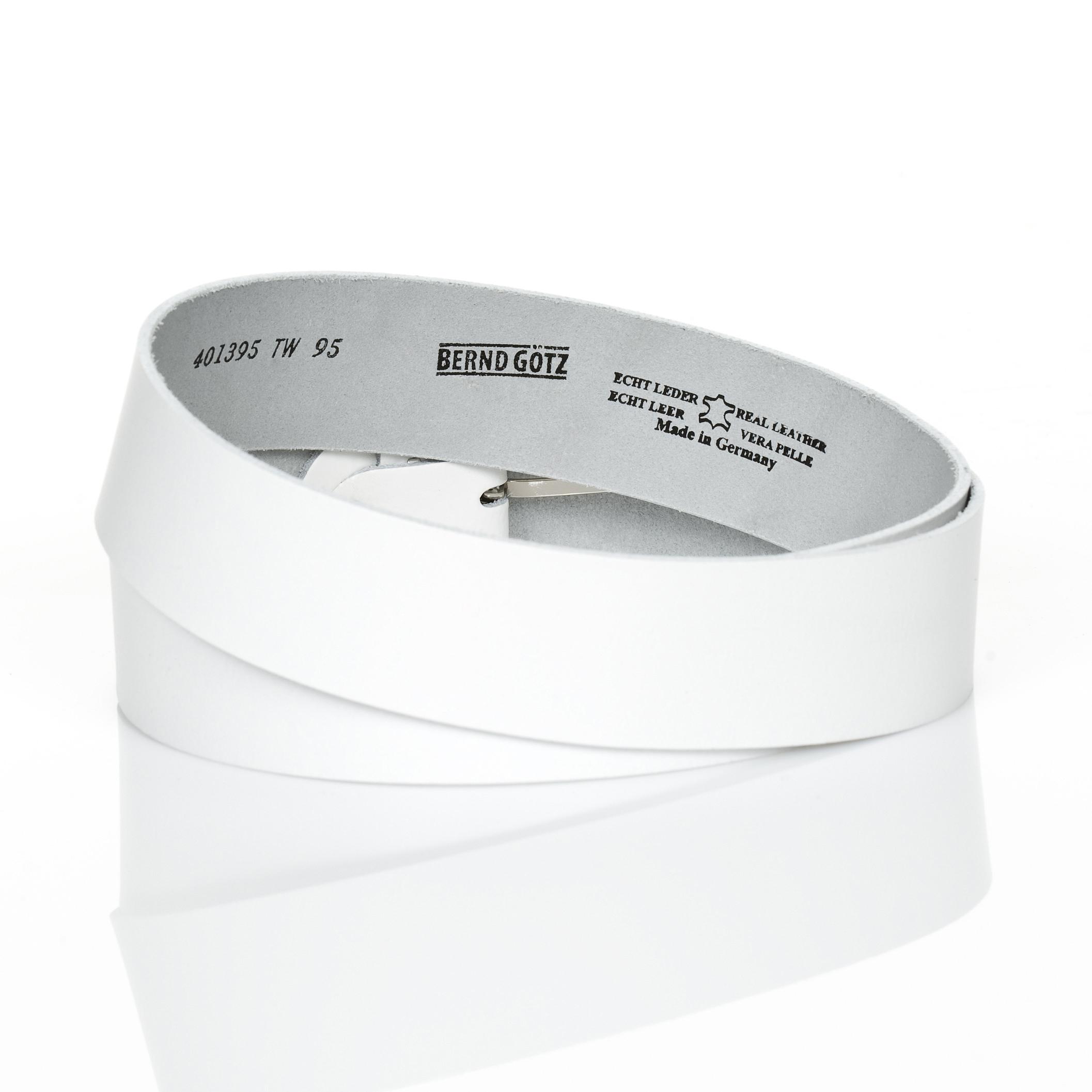 Bernd Götz 4 cm Pull-Up-Ledergürtel
