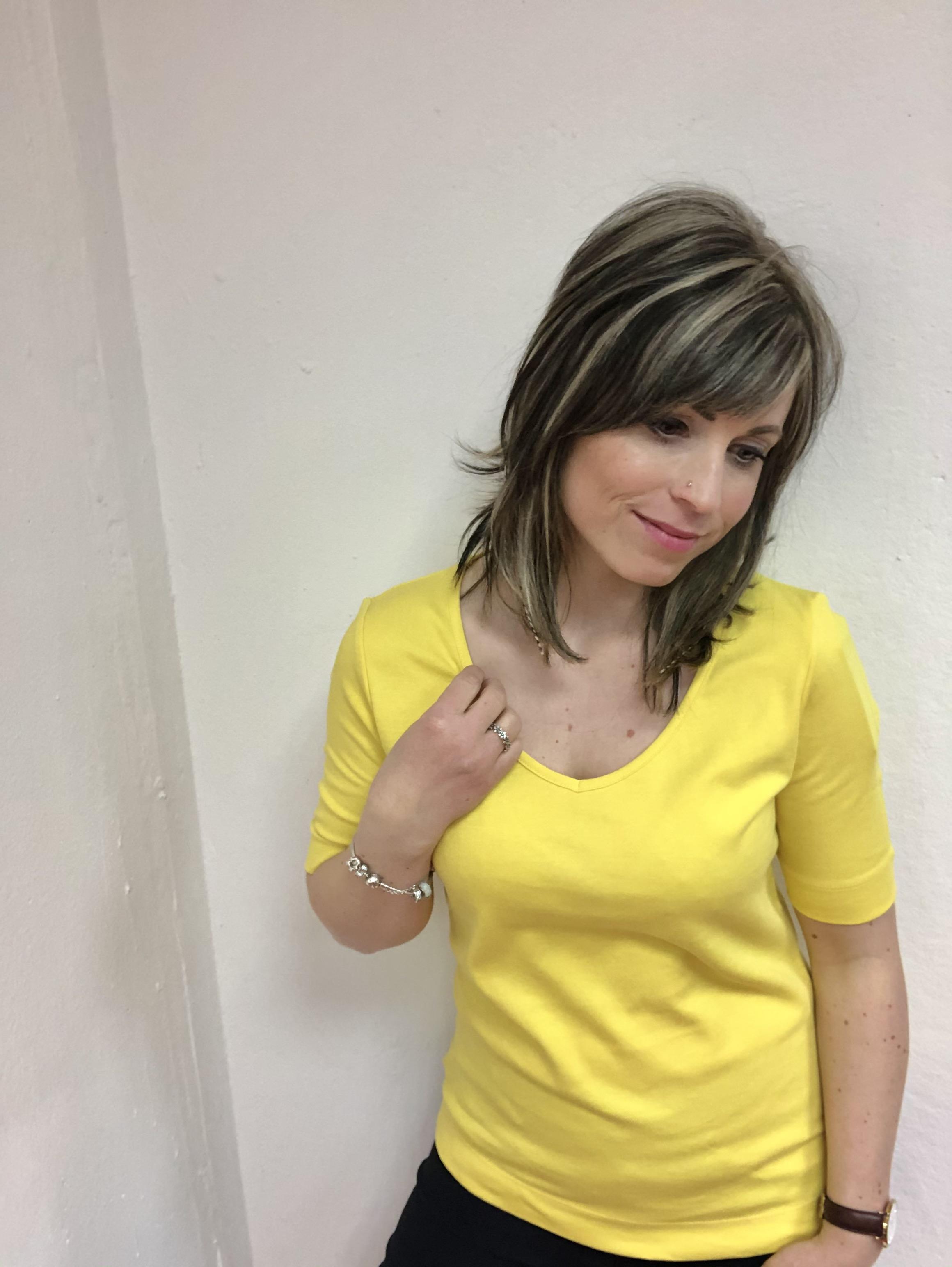 Damenshirt Leilani