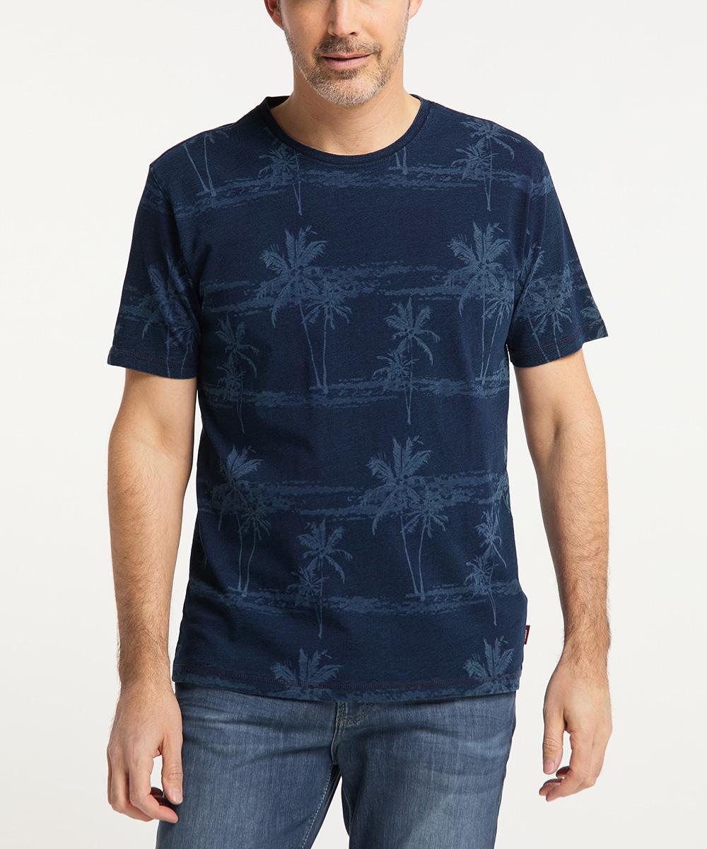 Pioneer T-Shirt Indigoblue