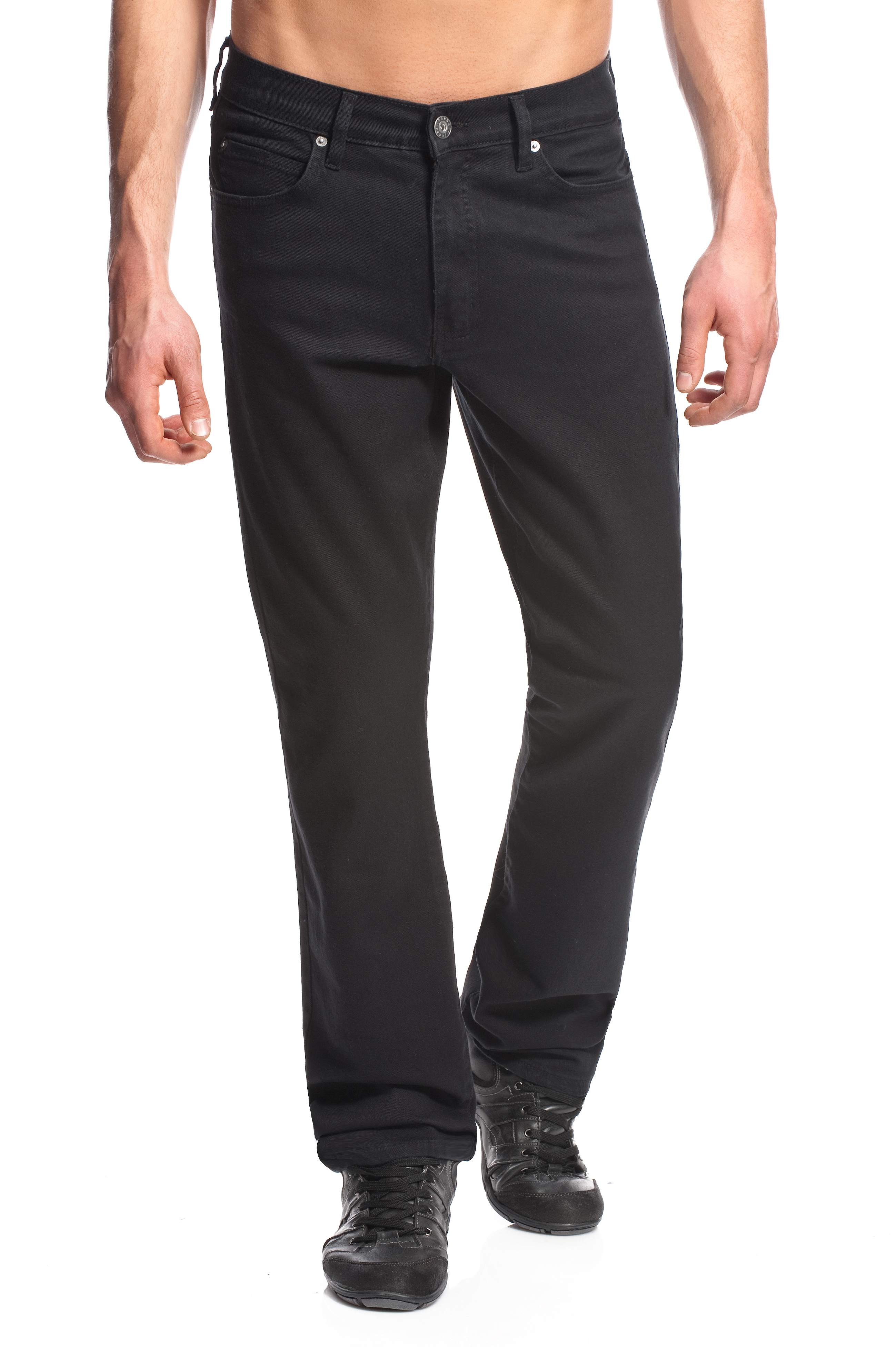 Colorado Jeans Stan Stretch (schwarz)