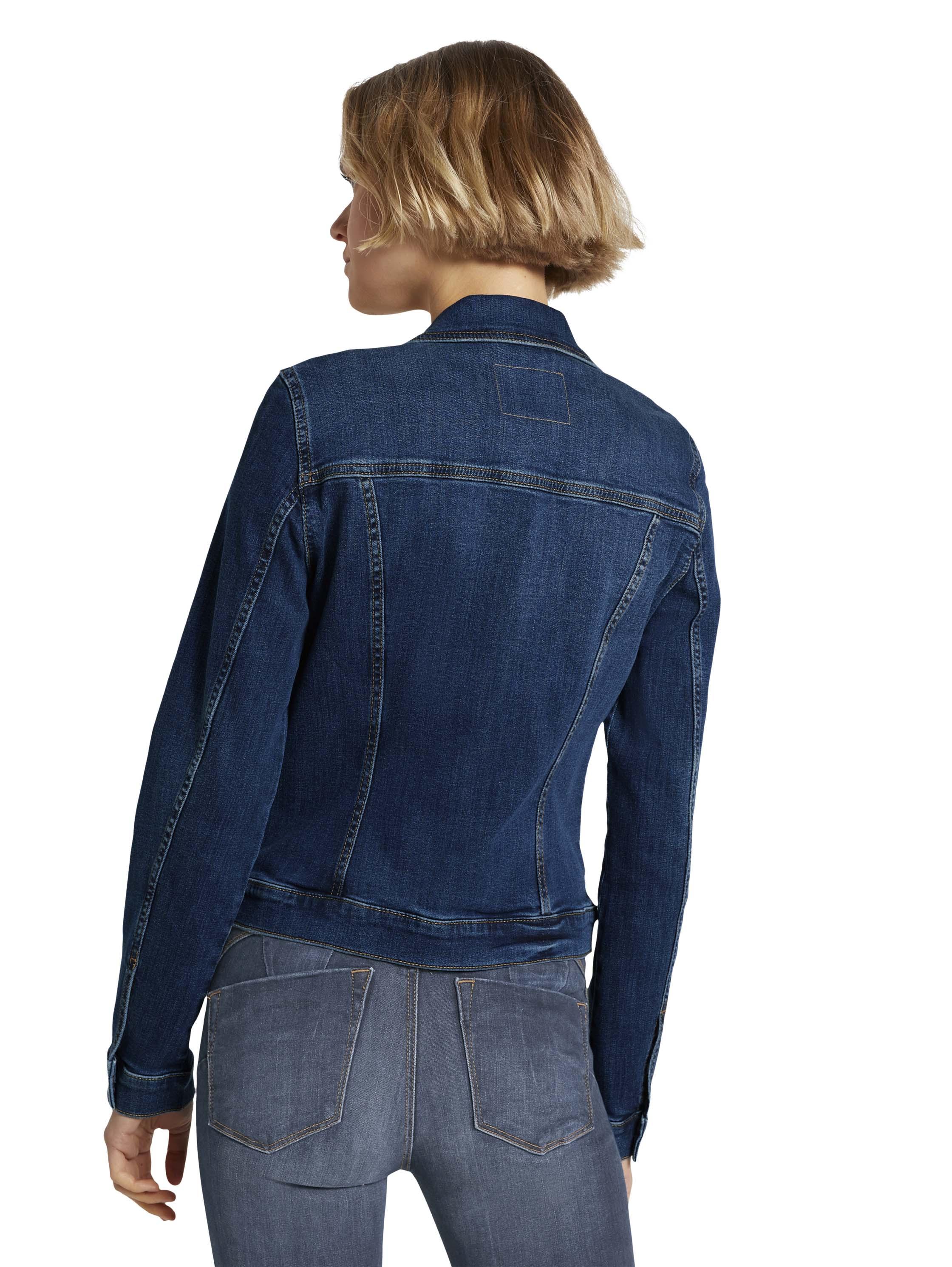 Tom Tailor Denim Jeansjacke Isa