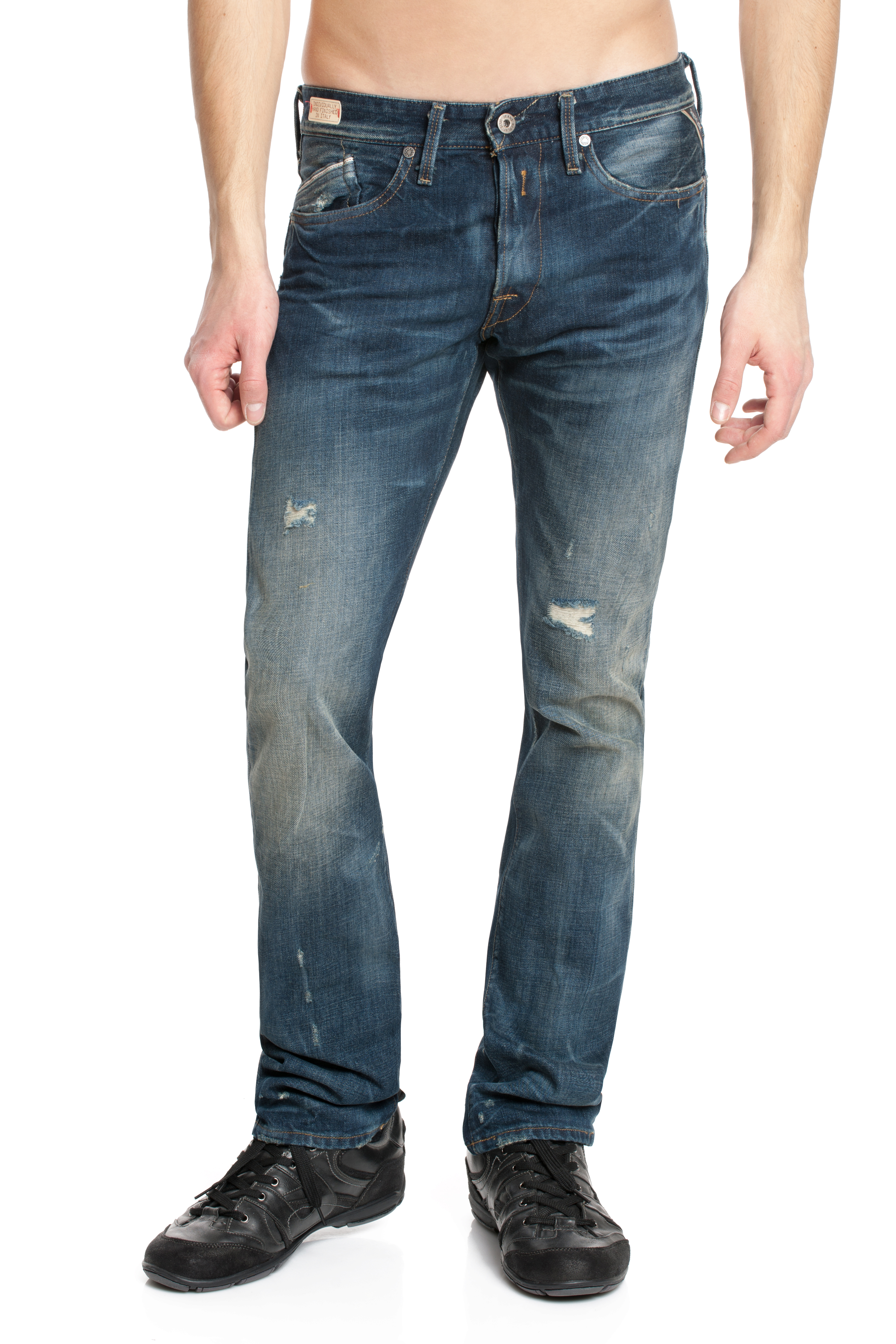 Replay Jeans Waitom (blau)
