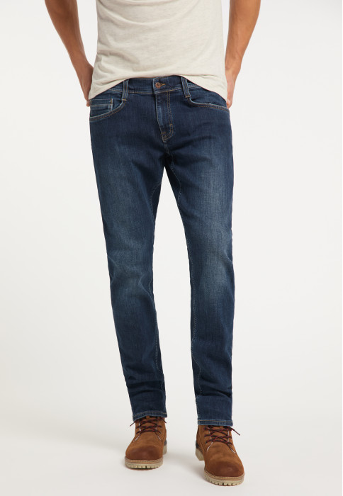 Mustang Oregon Tapered denim blue