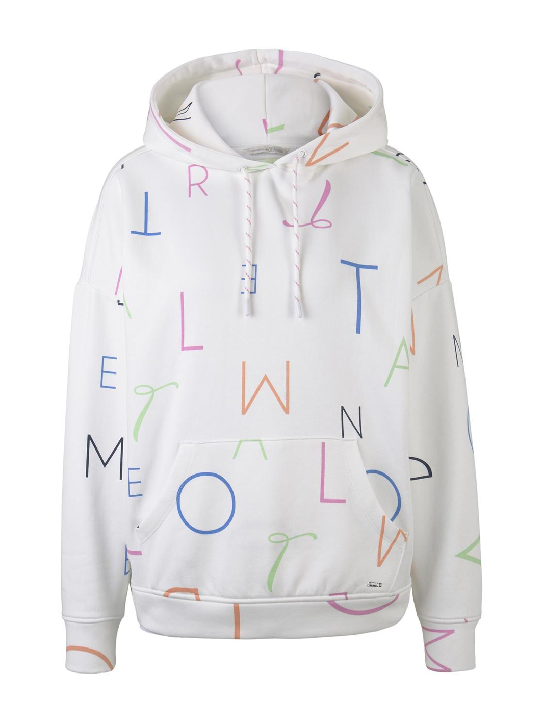Tom Tailor Oversized Hoodie mit Print