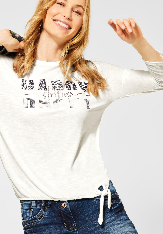 Cecil Shirt Happy Stripe