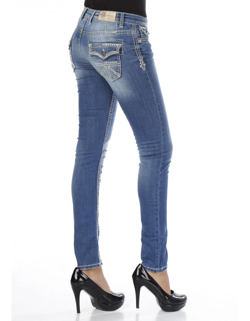 Cipo & Baxx Jeans WD-201