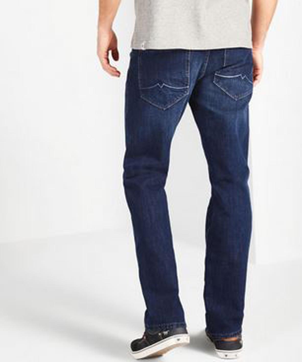 Mustang Michigan Straight Jeans extra lang