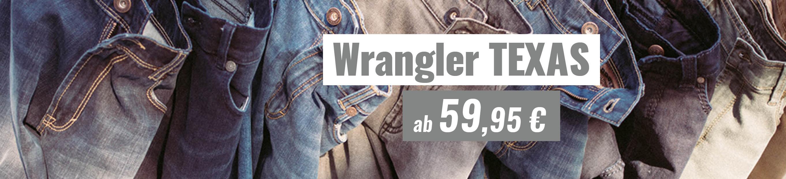 Wrangler Texas
