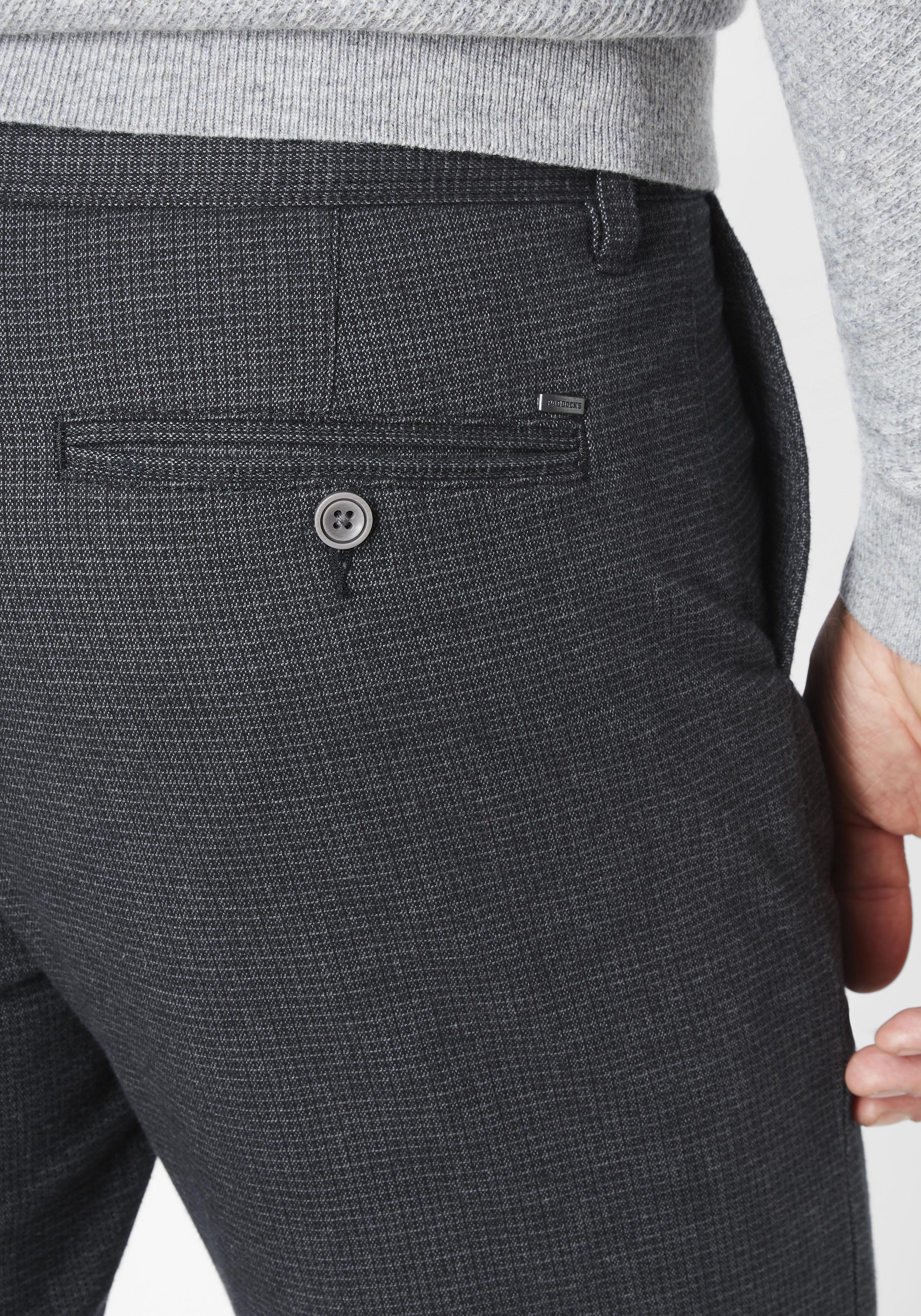 Paddock's Chino Codie Wool Look