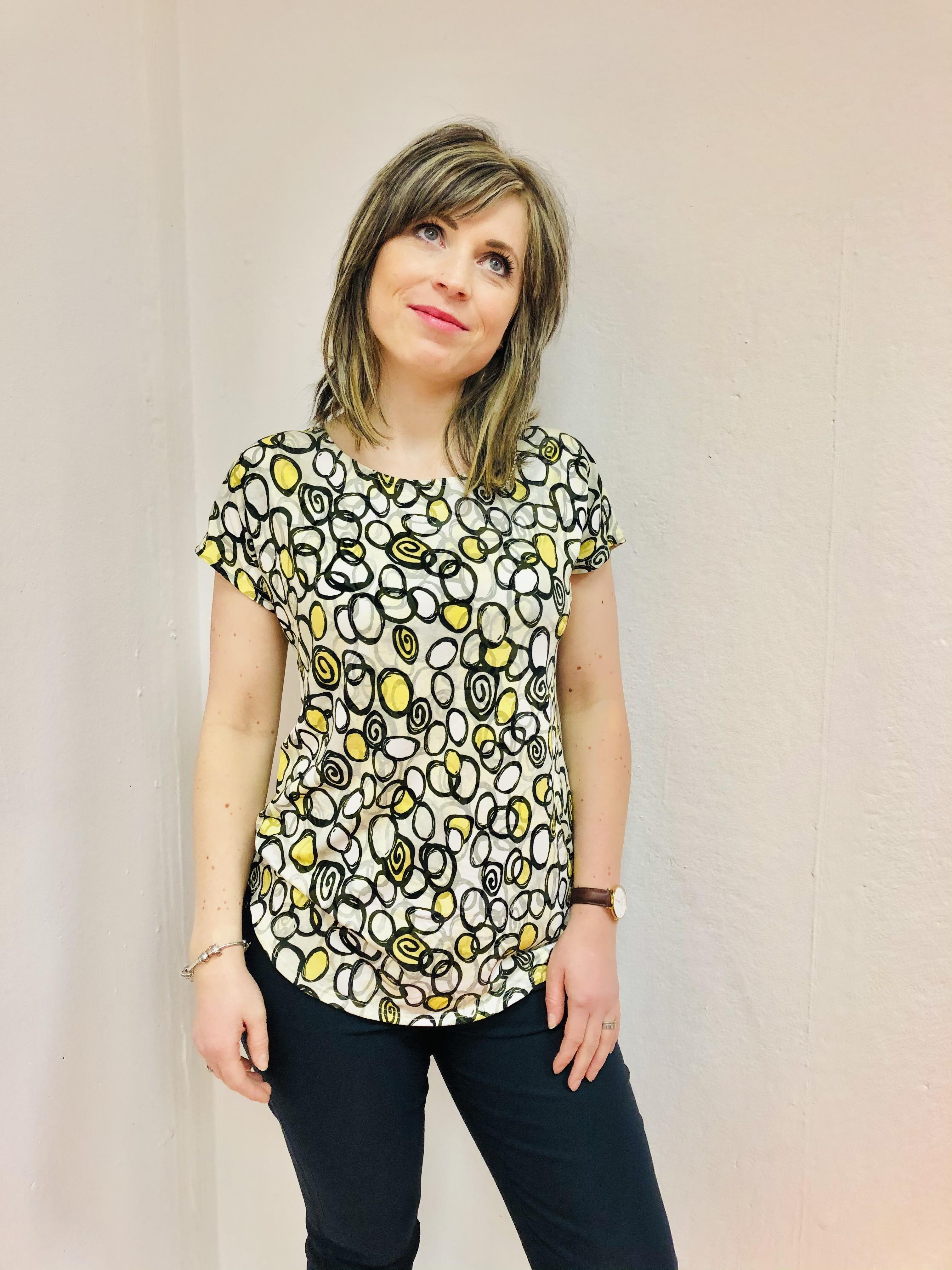 einfach Schön Shirt Angelika