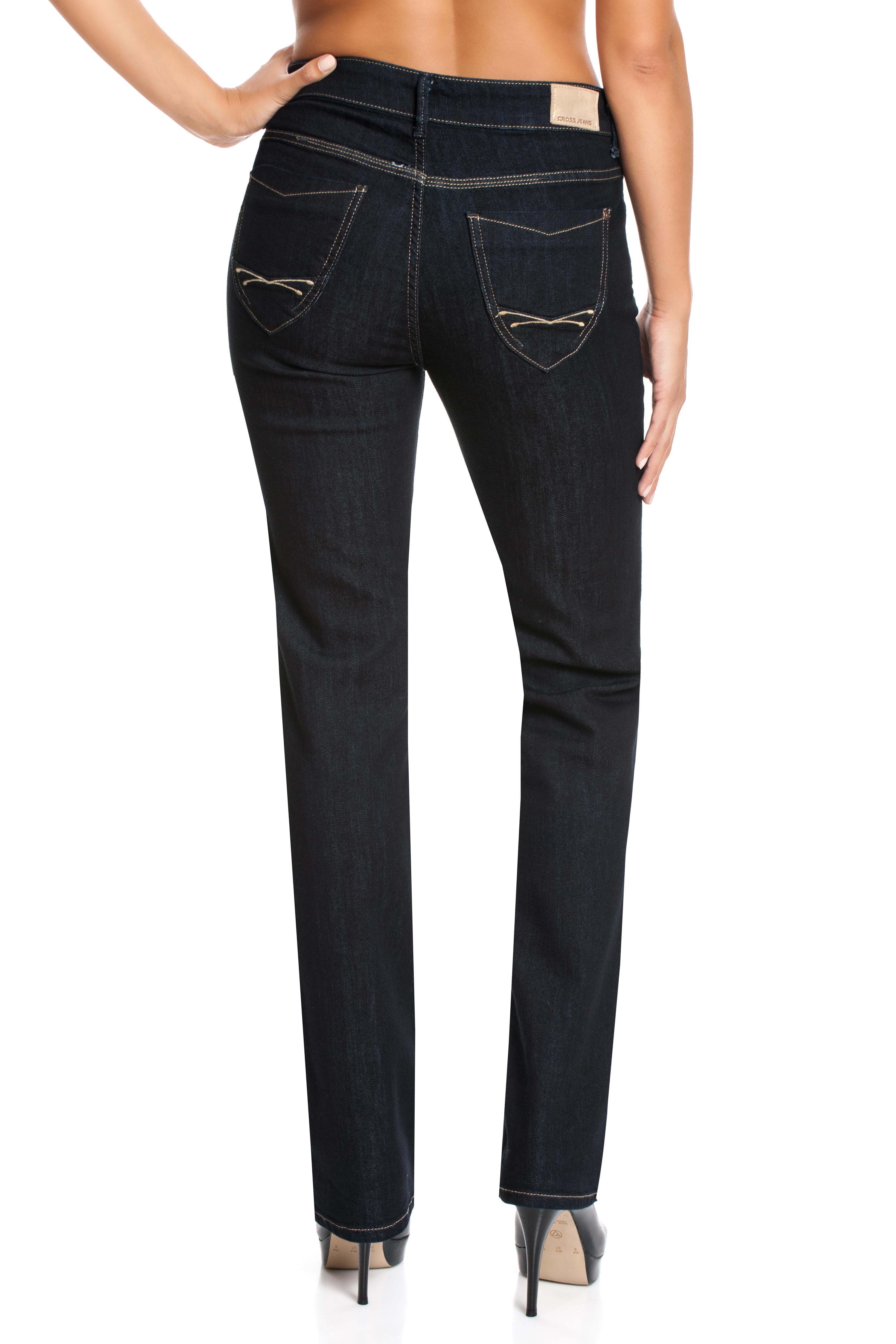 Cross Rose Jeans